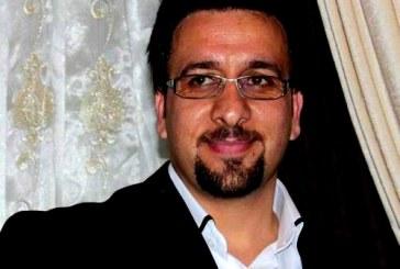 آزادی اکبر امینی از زندان اوین