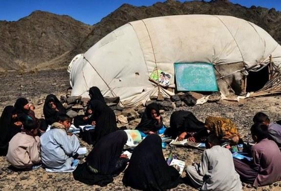 ترک تحصیل دانش آموزان عشایر دزفول به دلیل نبود جاده