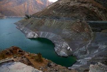 ذخیره آب ۷۰ سد کمتر از ۴۰ درصد