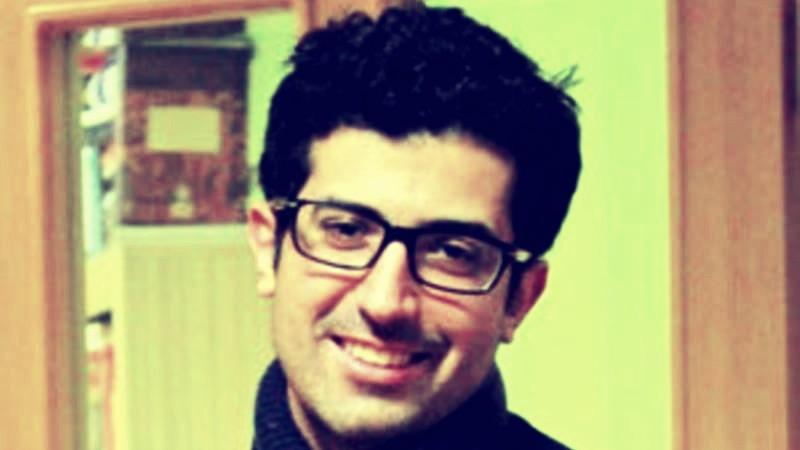 سامان صفرزایی از زندان اوین آزاد شد