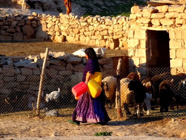 کمبود منابع آبی یکی از مهمترین مشکلات عشایر کهگیلویه و بویراحمد است