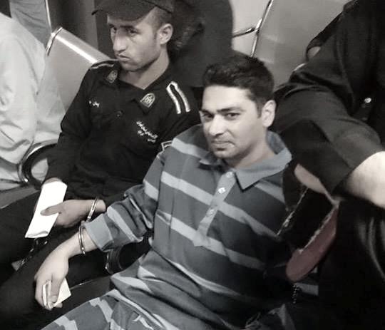 خودداری مسئولین زندان از اعزام علیرضا احمدی به بیمارستان