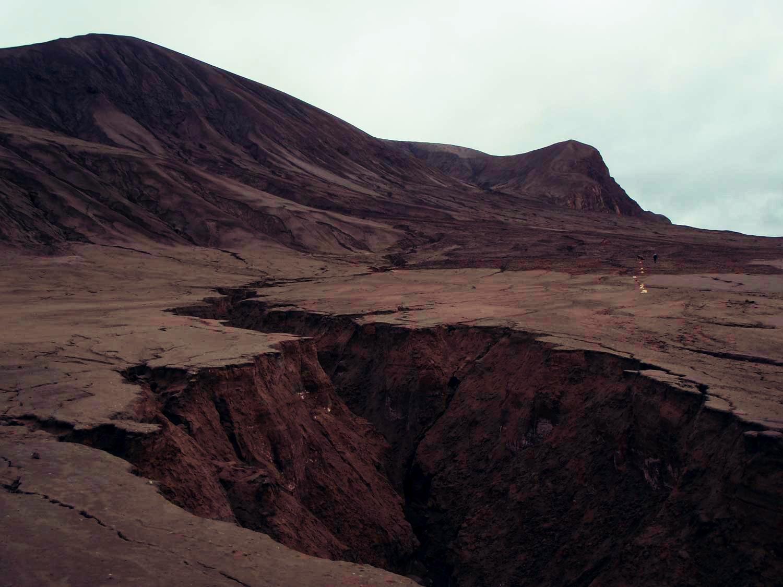 ایران رتبه اول فرسایش خاک را در جهان دارد