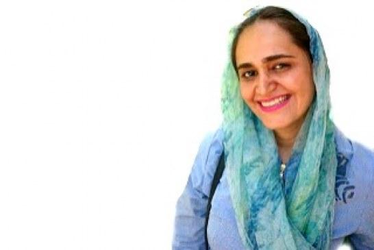 تهدید لیلا میرغفاری، فعال مدنی