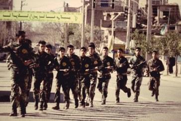 مانور پسابرجام سپاه برای سرکوب اعتراضهای کارگری/بهرنگ زندی