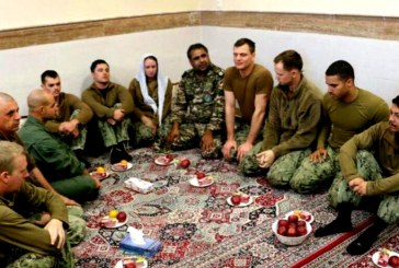 آمریکا پخش فیلمی از گریه سرباز خود در تلویزیون ایران را محکوم کرد