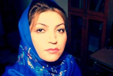 آزادی ناهید گرجی از زندان وکیلآباد مشهد