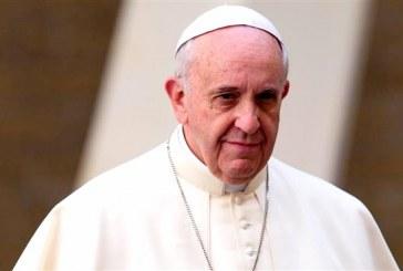 پاپ خواستار لغو مجازات اعدام در سراسر جهان شد