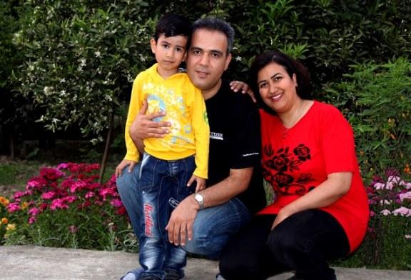 پیمان کوشک باغی، شهروند بهایی بازداشت شد