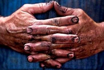 کارگران معدن البرز شرقی منتظر دریافت مطالباتشان هستند