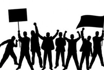 کارگران پیمانکاری فازهای ۲۰ و ۲۱ عسلویه تجمع کردند
