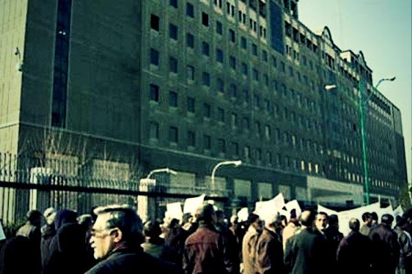 تجمع کارگزاران مخابرات روستایی خوزستان