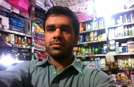 برخورد غیر قانونی پاسگاه مهرستان با یک کاسب کار