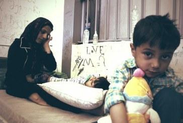 مصائب کودکانی که با مادران شان در زندان زندگی می کنند