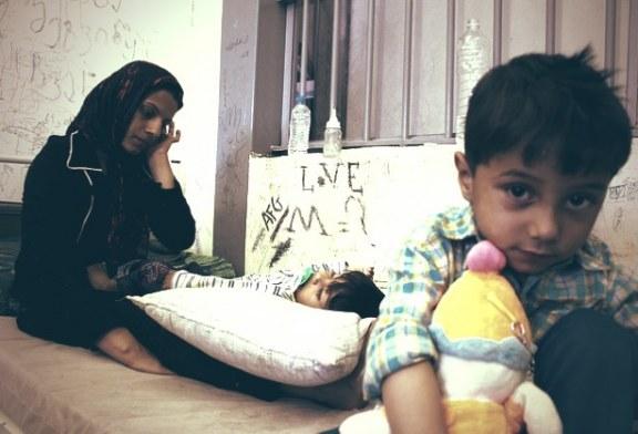 حضور ۲۵۰ کودک در زندانهای کشور