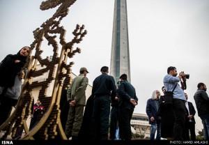 گشت ارشاد در حاشیه جشنواره فیلم فجر ۲