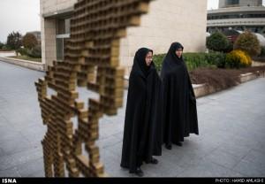 گشت ارشاد در حاشیه جشنواره فیلم فجر ۳