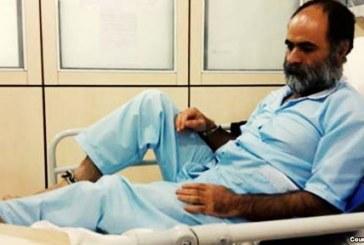 سعید رضوی فقیه در بیمارستان بستری شد