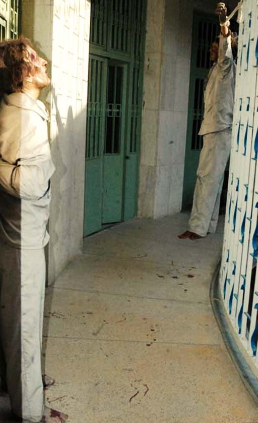 شکنجه فیزیکی یک شهروند افغان در زندان