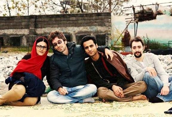 رونوشت ابلاغیه حکم دادگاه چهار فعال مدنی/ تصویر