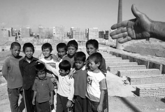 گزارش تصویری از کودکان کار در کورههای آجرپزی جنوب تهران