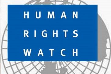 دیدهبان حقوق بشر خواستار آزادی روزنامهنگاران بازداشتی شد