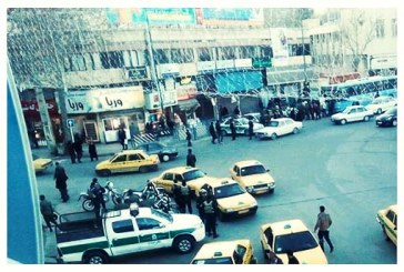 جو امنیتی در شهر سنندج و بازداشت شهروندان