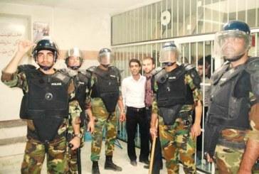 ضرب و شتم زندانیان و انتقال به انفرادی به دلیل انتشار اخبار اعدام