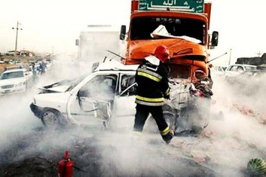سه ماه، ۱۴۴کشته؛ جولان مرگ در جادههای مازندران