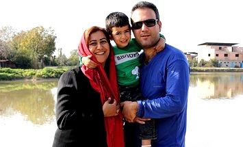 نامه آزیتا رفیعزاده، شهروند بهایی، از بند زنان زندان اوین: خانه تکه تکه شده ما!