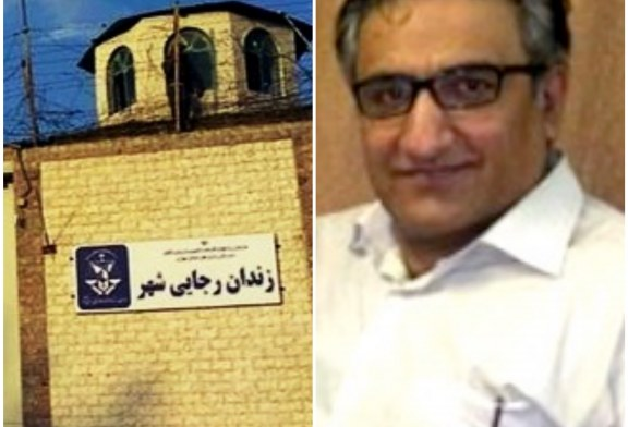 افشین بایمانی؛ انتقال به بیمارستان و بازگشت به زندان بدون درمان