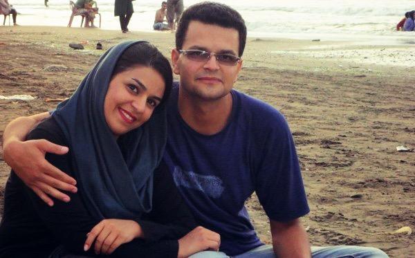 ایمان-رشیدی-و-شبنم-متحد-زوج-بهایی-در-زندان-یزد-۶۰۰x373_Fotor