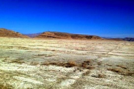 بیابانی شدن اراضی خوزستان با انتقال آب رودخانه زهره
