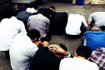دستگیری ۷۶۹ شهروند در استان قم در یک طرح پلیس
