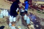 بسیاری از روستاهای ساری آب آشامیدنی ندارند