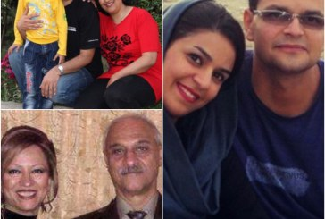 زوجهای بهایی که در زندان به استقبال بهار میروند