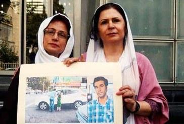 مادر زندانی سیاسی به خاطر اعتراض به حکم پسرش به ۹۱ روز حبس و ۷۴ ضربه شلاق محکوم شد