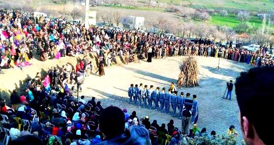 شهروندان کرد در نوروز۲