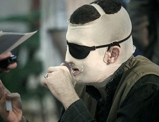با حکم دادگاه بزودی دومین چشم یک زندانی در رجایی شهر با اسید کور خواهد شد