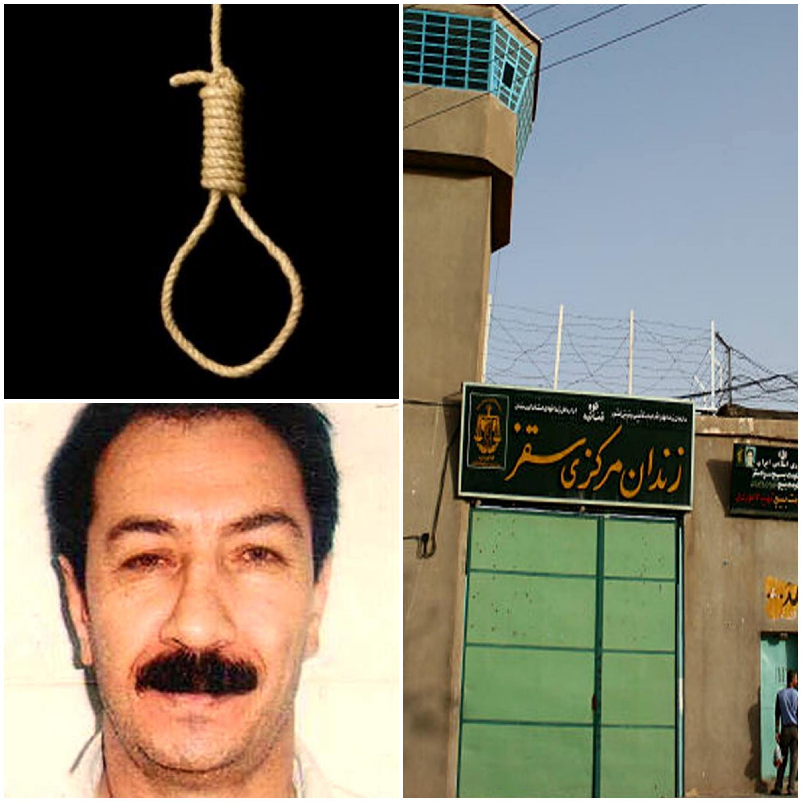گزارشی از وضعیت یک زندانی سیاسی کرد محکوم به اعدام
