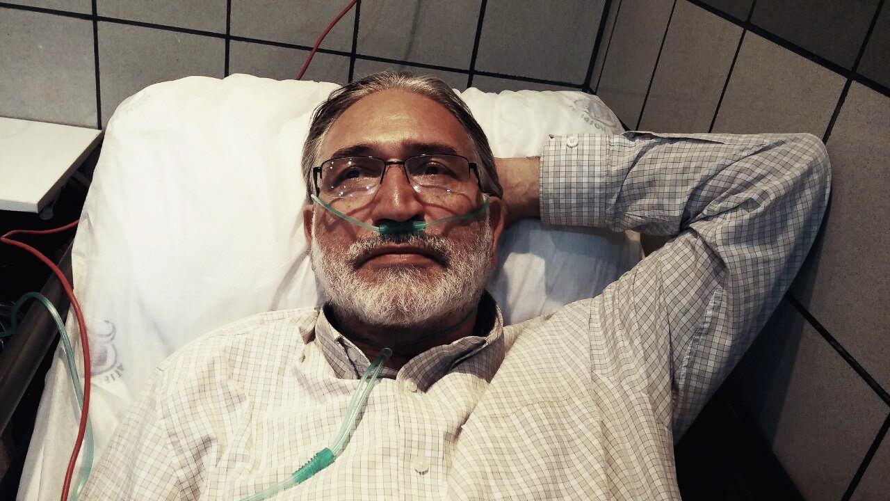 درخواست ۳۹ فعال سیاسی و مدنی از «محمد نوریزاد» برای شکستن تحصن