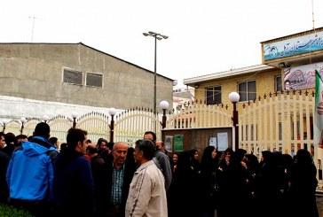 کارکنان قراردادی مخابرات آمل خواستار پرداخت مطالباتشان شدند