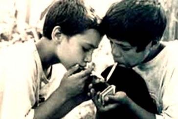 گزارش حدود ۱۲۰۰ مورد مسمومیت کودکان با موادمخدر