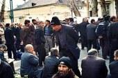 تجمع کارگران کاغذ سازی پارس برای وصول معوقات مزدی