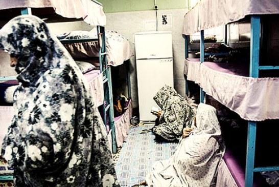 مراسم روز زن در بند زنان زندان اوین برگزار شد