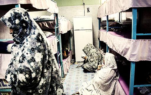 انتقال زنان زندانی به زندان اوین
