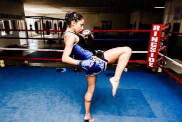 فریناز لاری عضو سابق تیم ملی کیک بوکسینگ: به دلیل زن بودنم به من بی احترامی میشد