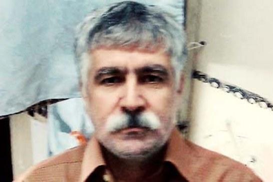 نامه محمد مظفری خطاب به محسنی اژه ای: راه دیگری غیر از اعتصاب غذا پیشنهاد می کنید؟