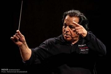 رهبر ارکستر سمفونیک تهران استعفا کرد