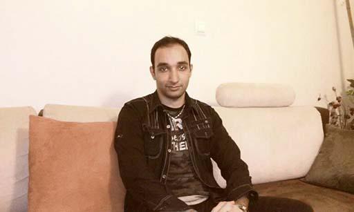 سعید حسین زاده دست به اعتصاب غذای خشک زد